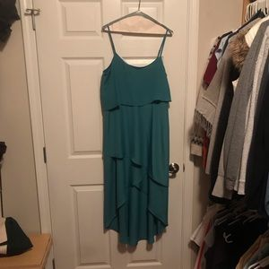 BCBG Green Dress, Size L